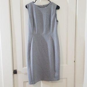 Calvin Klein Gray Dress Sz 12